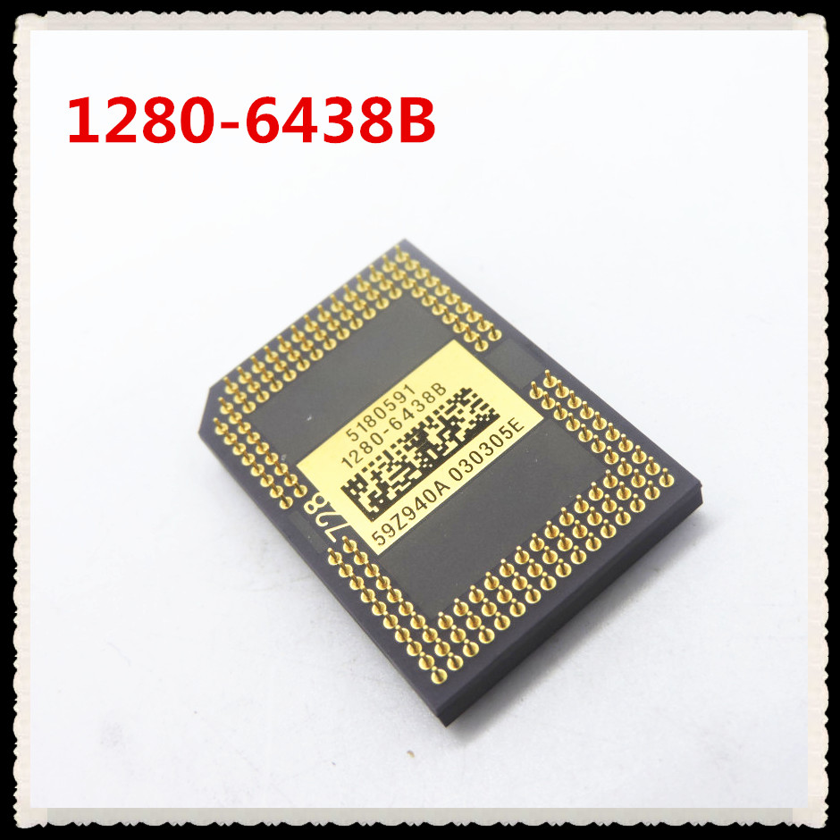 100%New original  DMD Chip  120 Day warranty   1280-6438B100%New original  DMD Chip  120 Day warranty   1280-6438B