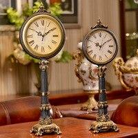 Поставка современная мода спальня часы Ретро европейском стиле стиль сада Art украшения домашнего декора подарок