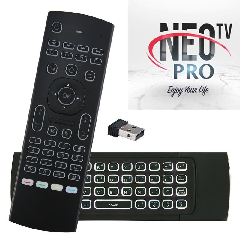 Mx3 Air mouse Neopro Neotv for fire tv stick and apple tv картридж sharp mx b20gt1 для mx b200 201 черный