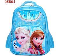 Gorące dziewczyny cartoon księżniczka Elsa Anna tornister dzieci piękny wydrukowano moda jakości uczeń torby plecaki dla dzieci