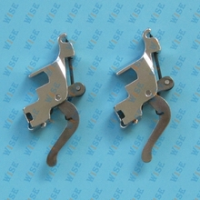 Snap On Low shank Adapter Foot Singer Featherweight 221 ,221k, 222 # 5011-1 (2 PCS)