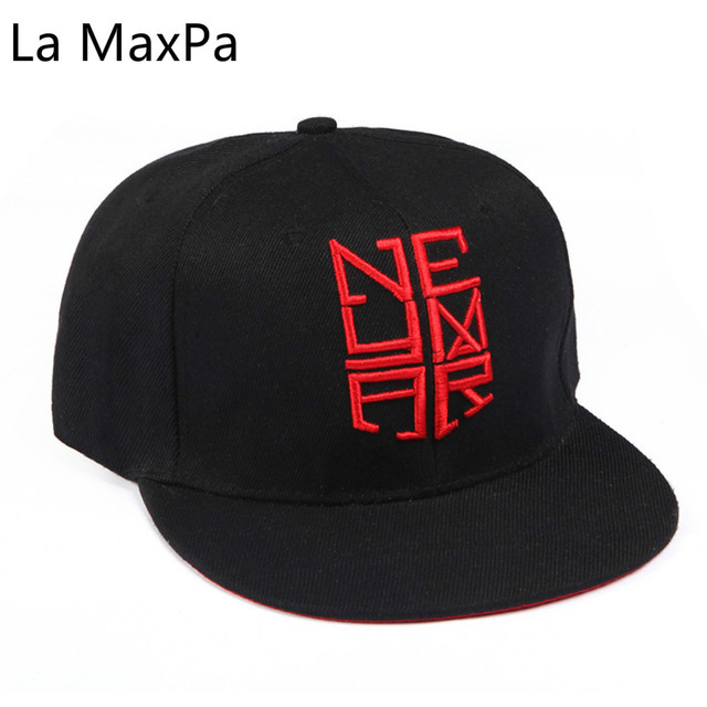 f3efe0eda7113 Neymar JR njr Brazil Brasil Baseball Caps hip hop Sports Snapback cap hat  chapeu de sol bone masculino Men Women 4 Colors