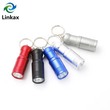 2000 LM Super Bright Mini Flashlight 5 Colors T6 LED 3-mode
