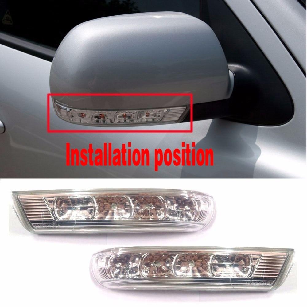 ix55 Rear Right Outer LED Tail Lamp Assembly For 2007 2011 Hyundai Veracruz