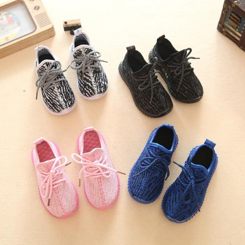 Spring Summer girls Childrens shoes soft bottom sneakers breathable sport baby boys kids coconut fashion Casual shoes for kids