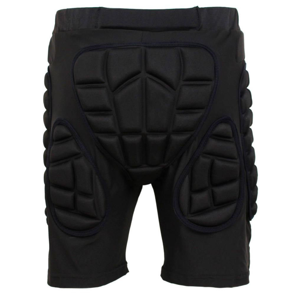New Copozz Total Impact Hip Pad Unisex Light Skateboard Snowboard Ski Hip Padded Shorts  ...
