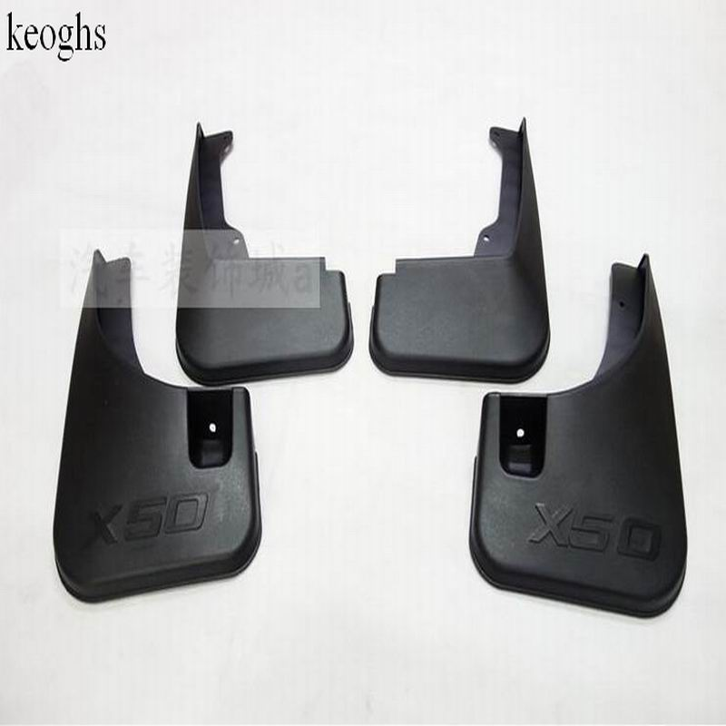 Mudguards for 2014 to 2016 years lifan x50 lifan 620 4PCS/SET FREE SHIPPING генератор lifan 6gf2 4