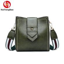 Fashion Women's Shoulder Bag OL Commuter Simple Bucket Bag Ladies Messenger Bag Crossbody Bags for Women Purse цена