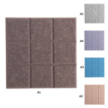 Nordic Style Felt Letter Note Message Board Home Photo Display Wall Decor High quality Hot Sale