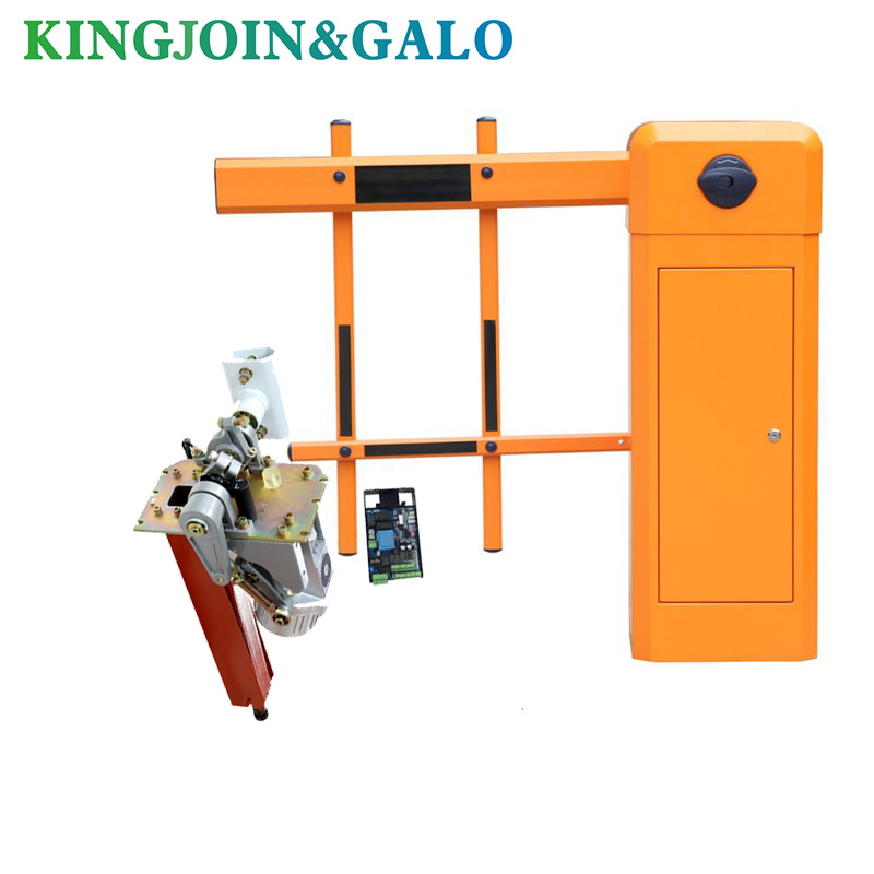 Automatic Gate Arm Rfid Parking Boom Barrier For Remote Control Vehicle Access Boom Barrier Gate Automatic Car Stopper For Toll