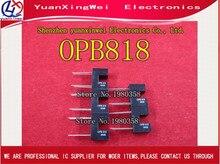 送料無料 5 個 Opb818 SENS OPTO スロット、 5.33 ミリメートルスルー 818 B818 トランス