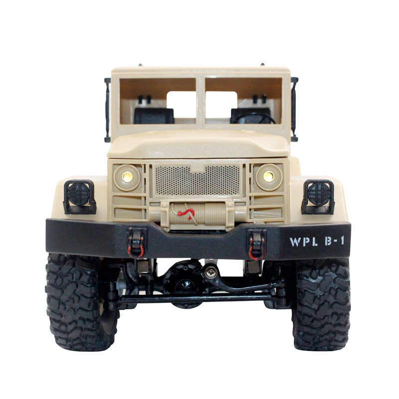 Image 3 - 1/16 Remote Control Military Truck Off Road RC Car Model Climbing Car Stunt Four wheel Off road Military Truck Children Toy-in RC Cars from Toys & Hobbies
