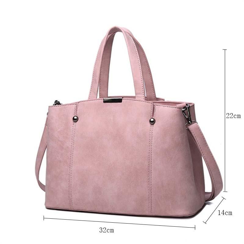 mulheres top-handle sacolas de doces Color : Pink Gray Green
