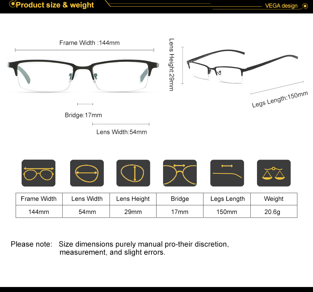 Eyewear Square Gaming Computer Glasses Women Men Blue Semi-rimless Light Glasses Comfortable Blue Glasse (14)