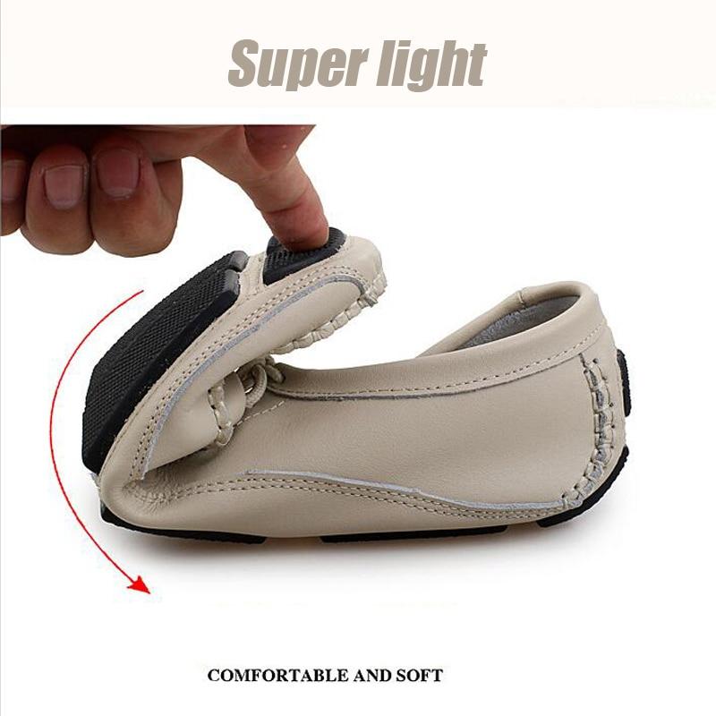 YIGER NEW Hombres zapatos de gran tamaño de los guisantes Mocasines - Zapatos de hombre - foto 2