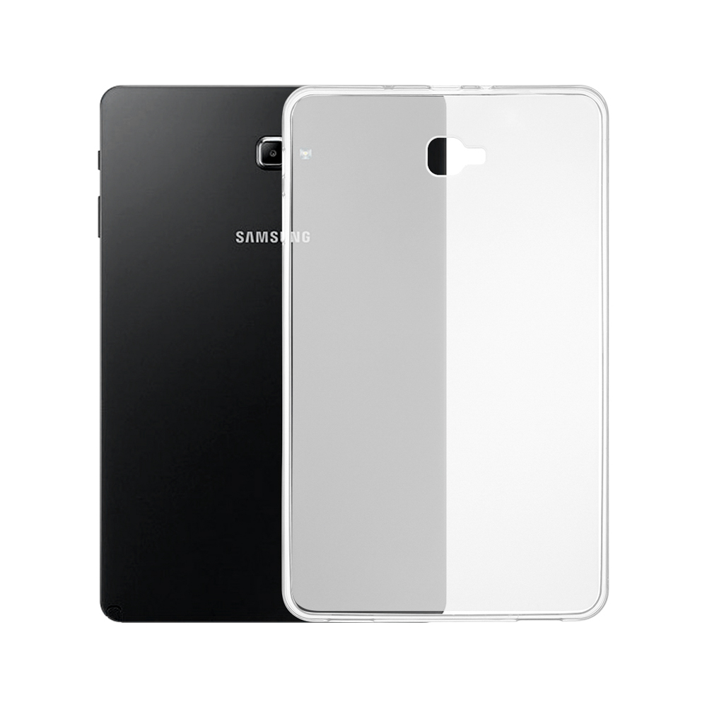 TPU Slim <font><b>Tablet</b></font> Cases For <font><b>Samsung</b></font> <font><b>Galaxy</b></font> <font><b>Tab</b></font> <font><b>A</b></font> <font><b>10.1</b></font> A6 2016 <font><b>T580</b></font> SM-<font><b>T580</b></font> T580N T585 T585C <font><b>10.1</b></font> inch Case Back Frosted Cover image