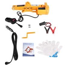 Repairing-Tools Electric-Lifting-Jack Automotive Garage Car And 12V 2-Ton Emergency-Equipment