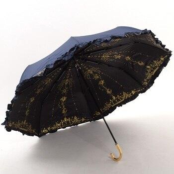 Зонтик в японском стиле 1