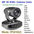 2 07 мегапиксельная full HD USB3.0 выход rtmp ip видео конференц-связь Мини ptz камера 10X оптический зум