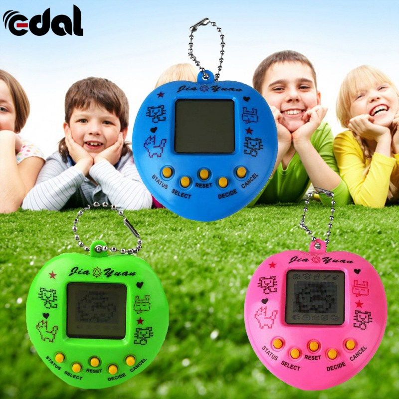EDAL Good Gift For Child Funny 1 pc Pet Game Machine Pet 168 Learning Educational Toys For Children Kid Gift 3-7 Year Old