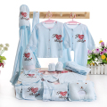 MamaLove 20pieces 100% cotton Newborn baby girls Clothing 0-6months infants baby clothes girl boys clothing set baby gift set
