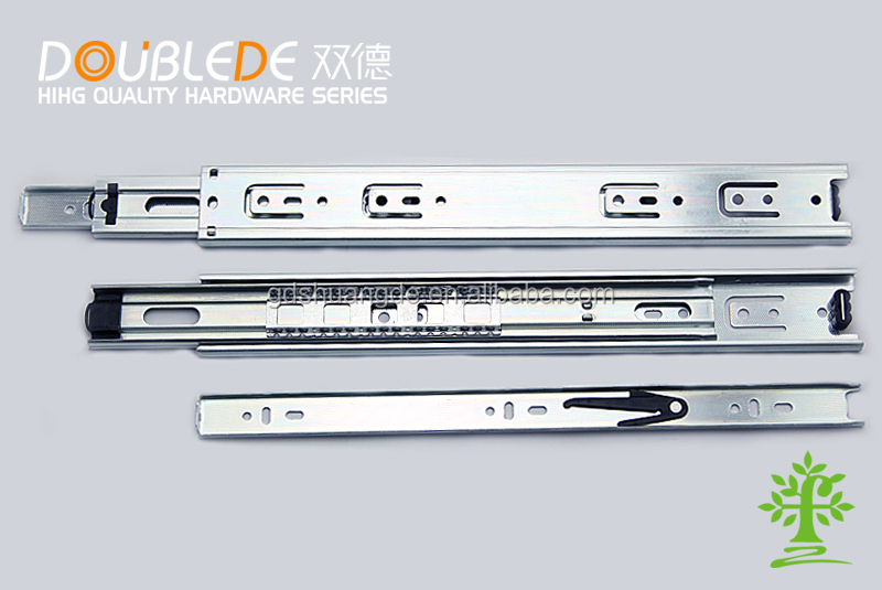 US $43 0  45mm Telescopic channel ball bearing Drawer Slide-in Slides from  Home Improvement on Aliexpress com   Alibaba Group