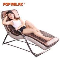 POP RELAX Корея Tech турмалин, германий кровать матрас камень диван коврик тепловой био здоровье и гигиена дальнего инфракрасного электрическ