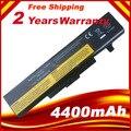 6 ячеек батарея для lenovo IdeaPad y485p Y480 B590 N581 G710 G700 P585 B490 Серии