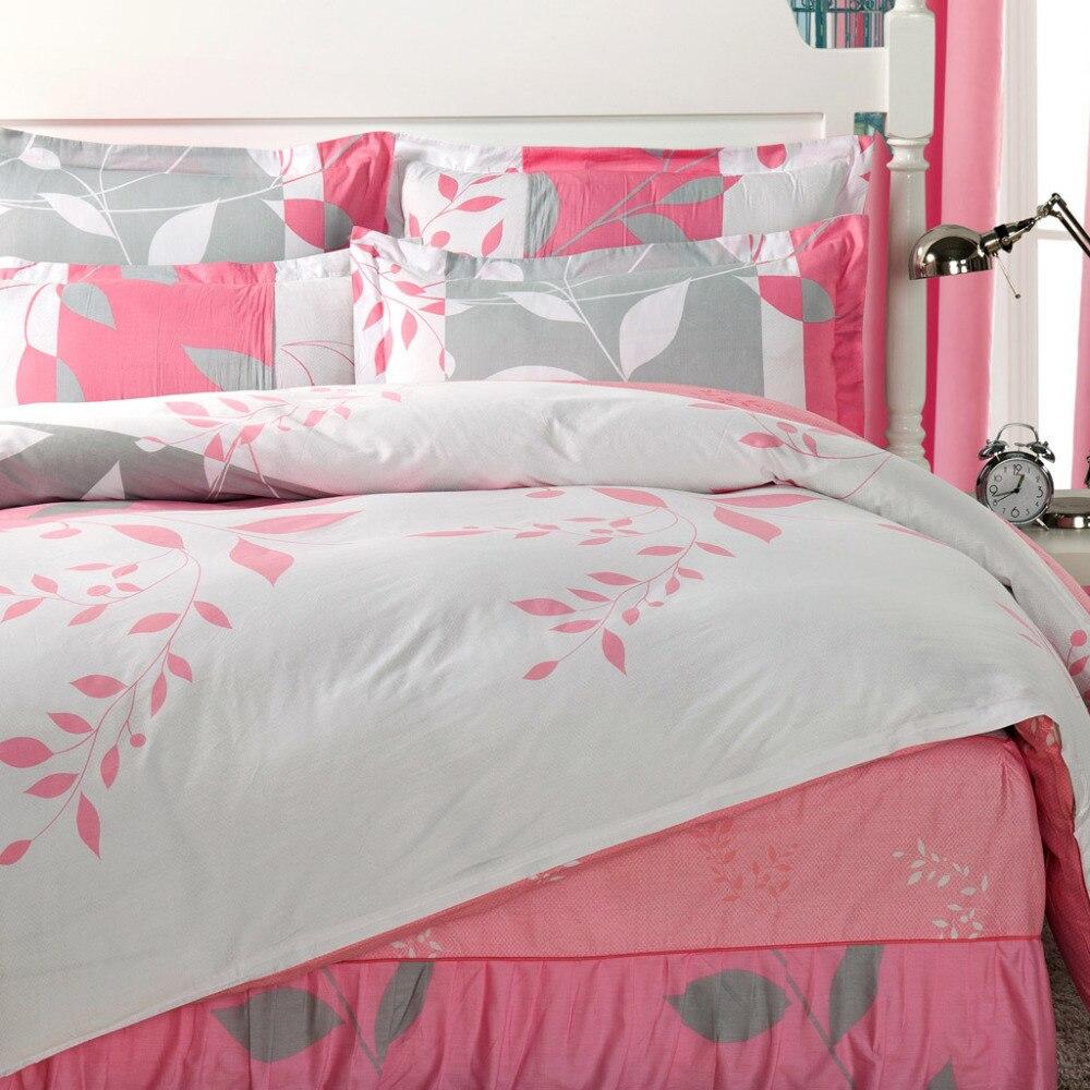 Popular Leaf Print Bedding Buy Cheap Leaf Print Bedding