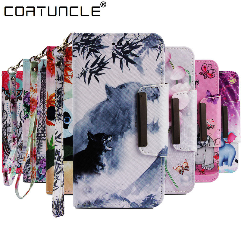 Reasonable Redmi 6 Pro Case On Sfor Coque Xiaomi Mi A2 Lite Case For Fundas Xiaomi Redmi 6a Cover Panda Painted Flip Leather Phone Cases