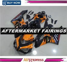 100% Good Quality GLOSSY ROCKSTART CBR1000RR 04 05 Fairing Body Kits For Honda 2004 2005