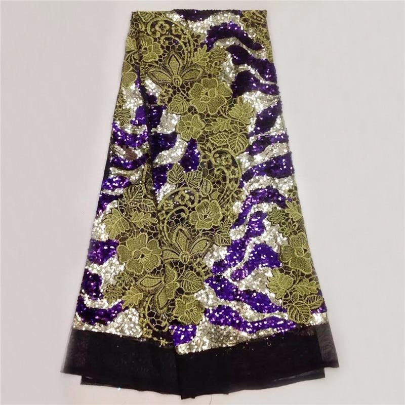 eersteklas kant stof met pailletten, groothandel mooie Afrikaanse - Kunsten, ambachten en naaien - Foto 4