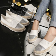 2019 Spring Flat Fisherman Shoes Pregnant Women Lazy Casual