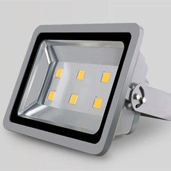 1 ชิ้น Led Reflector 300 วัตต์ Led Floodlight กลางแจ้งไฟ led Spotlight หลอดไฟอบอุ่น/เย็นสีขาว