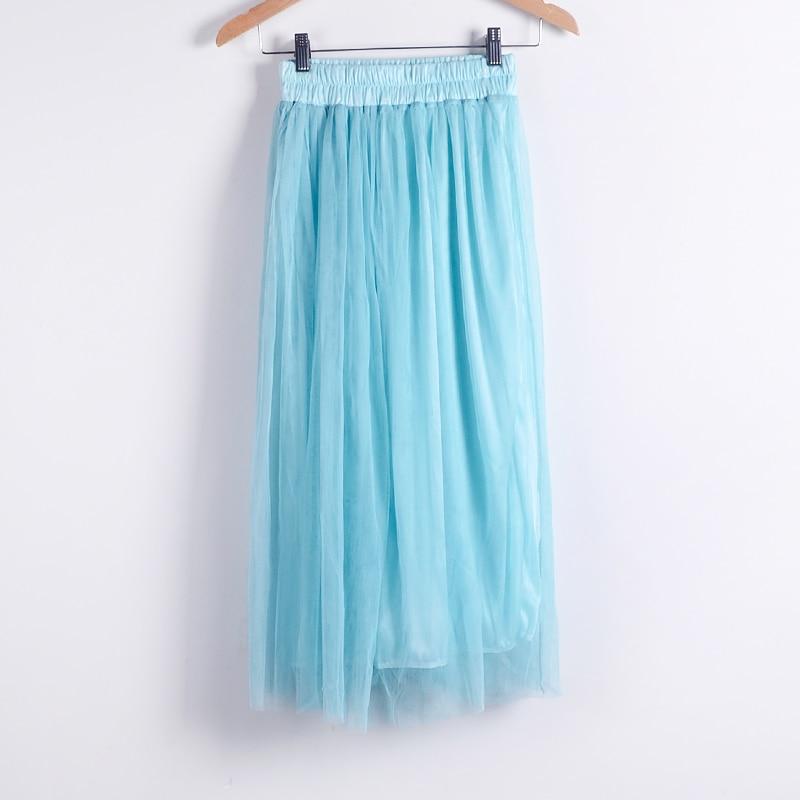 Beauty Long Tulle Skater Skirt 5