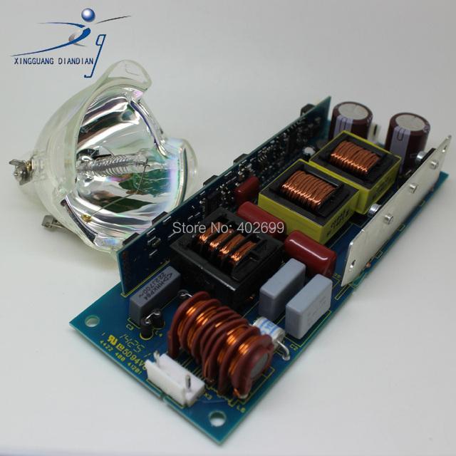 15R 330 W moving head feixe de luz das estrelas com o reator da lâmpada (fonte de alimentação)