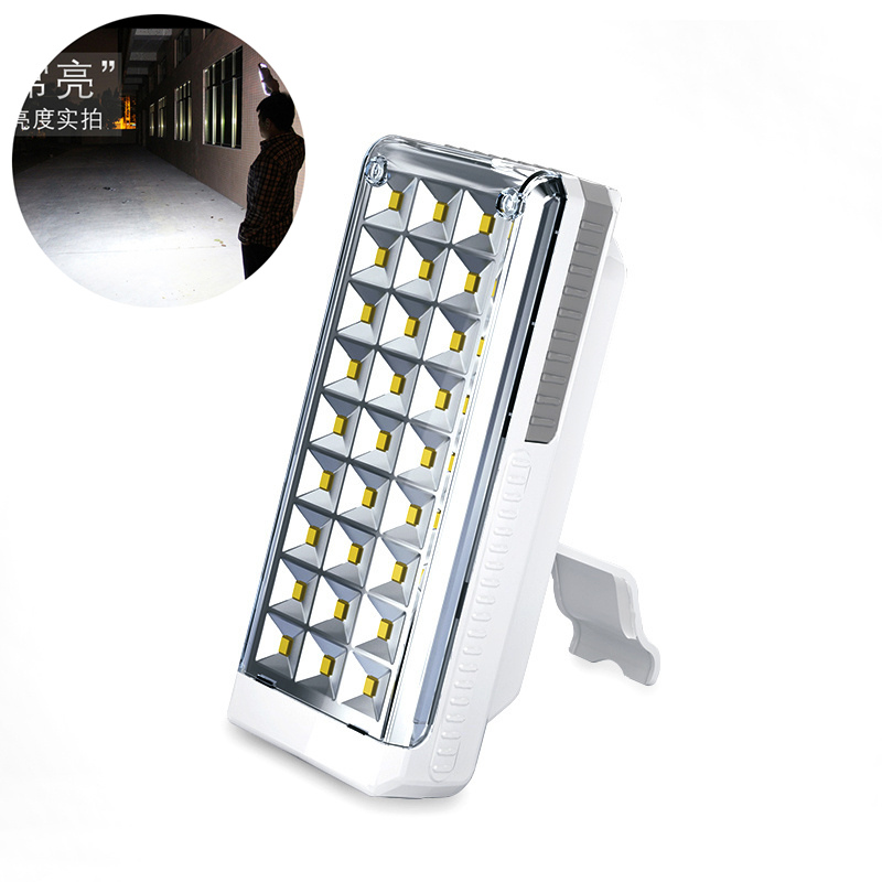 Us 12 51 10 Off Super Bright Led Rechargeable Emergency Lights Can Be Dimmed Outdoor Camping Outage Lighting In