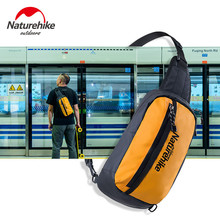 POINT BREAK Chest package cycling running backpack shoulder bales inclined shoulder bag men and women leisure sports bag