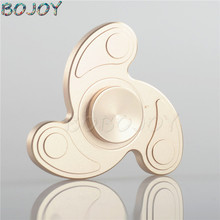 Puzzle Toys finger Spinner Fidget Toy Aluminum EDC Hand Spinner For Autism and ADHD 5 Styles Anxiety Relief Focus Toys