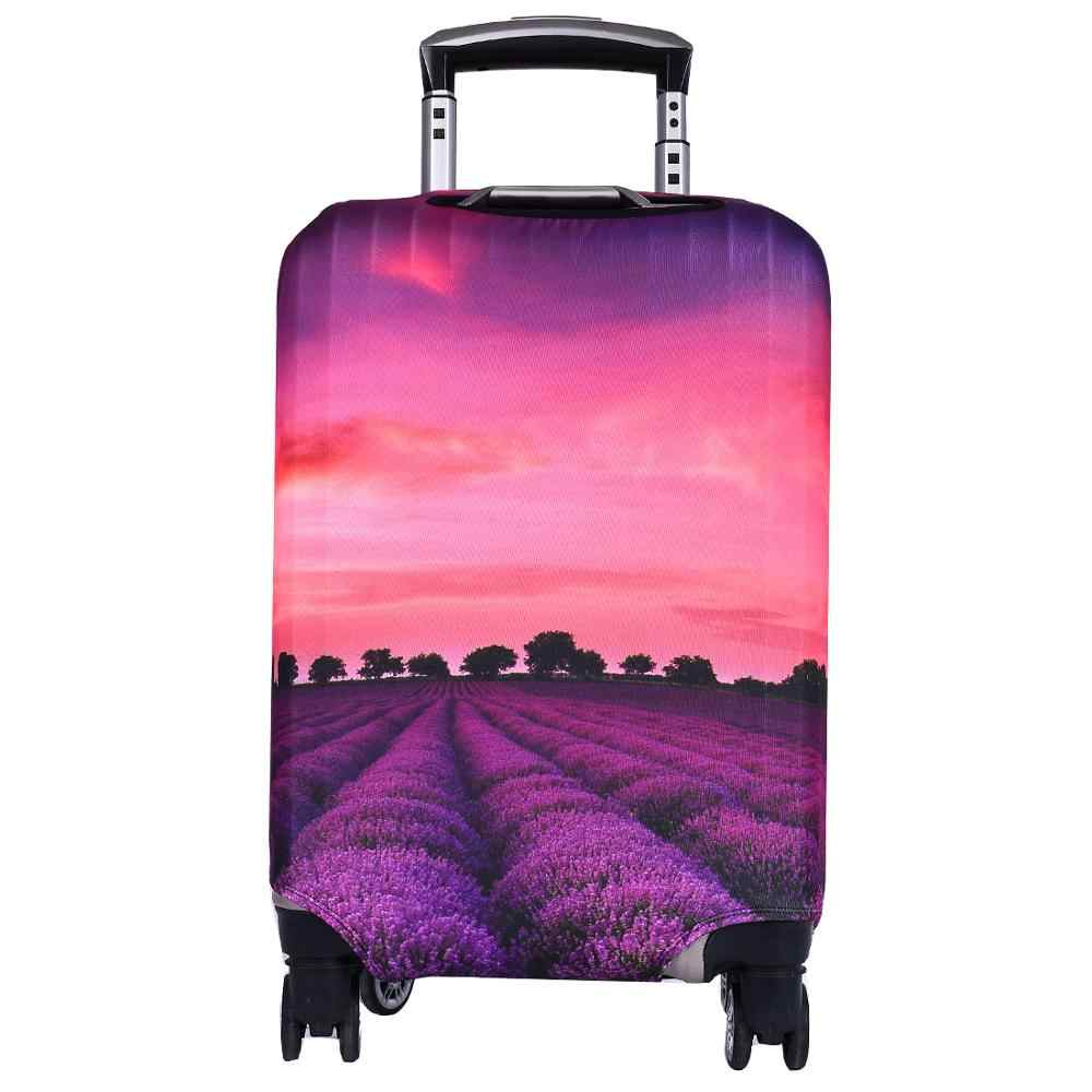 e177166ff0f8 New Thicker City Luggage Cover Travel Suitcase Protective Cover for ...