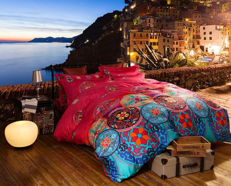 Popular Bohemian Style Bedding Buy Cheap Bohemian Style