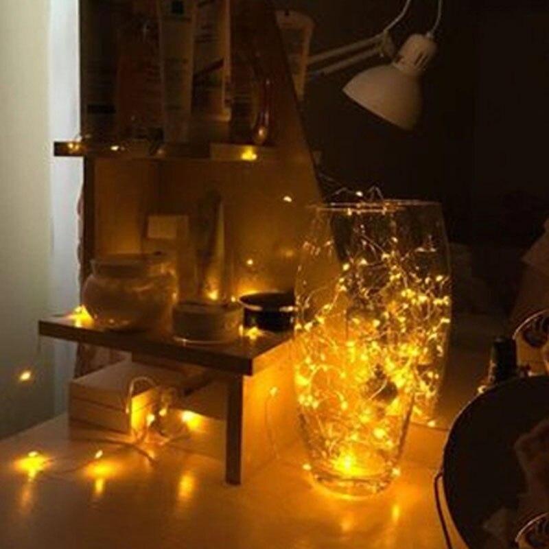 Висока Quanlity 50M 500LED мідний дріт фея - Святкове освітлення - фото 5