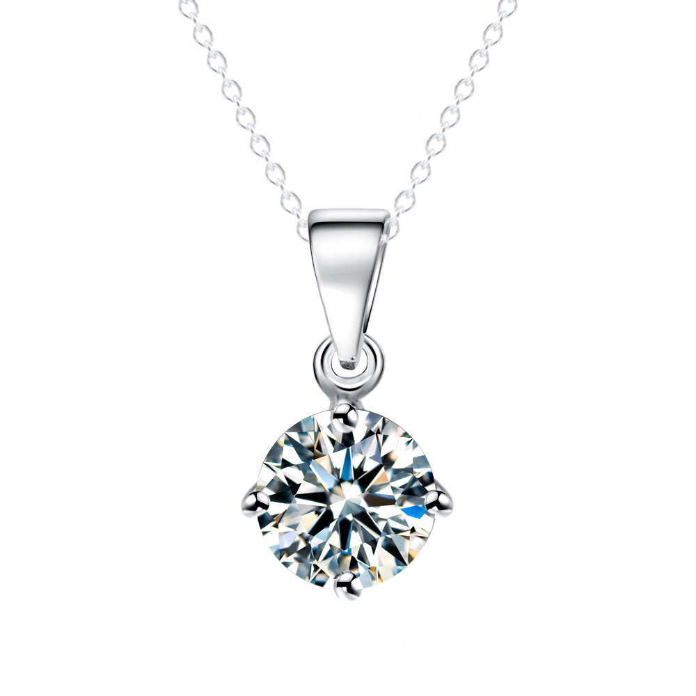 Geometryczna cyrkonia Choker naszyjniki dla kobiet dziewczyn Bijoux złoty Sliver kolor Rhinestone naszyjnik biżuteria prezent na boże narodzenie