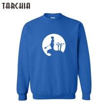 TARCHIA Men Sweatshirt Fashion Long Sleeves Crew-Neck Loose Men Pullover Sweatshirts Plus Size Autumn Spring Male Casual Hoodies