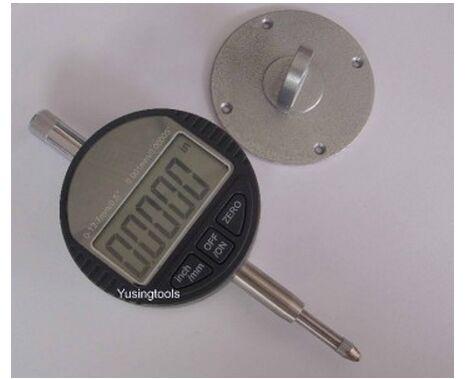 New 1pcs 0.001/.00005 Digital indicator Range 12.7 Gauge measure tools 0 001mm 00005 digital indicator range 0 25 4mm 1 gauge