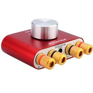 Image 5 - 2019 החדש Bluetooth אודיו מקלט F900 Bluetooth בית מגברי Hifi סטריאו מגבר 50W + 50W עם כוח adapter 10000693_G