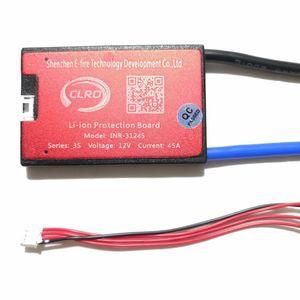 Image 1 - 3S 12V 10A 15A 20A 30A 40A 50A 60A BMS système de gestion de batterie PCM PCB pour batterie Lithium Ion 18650 avec Balance