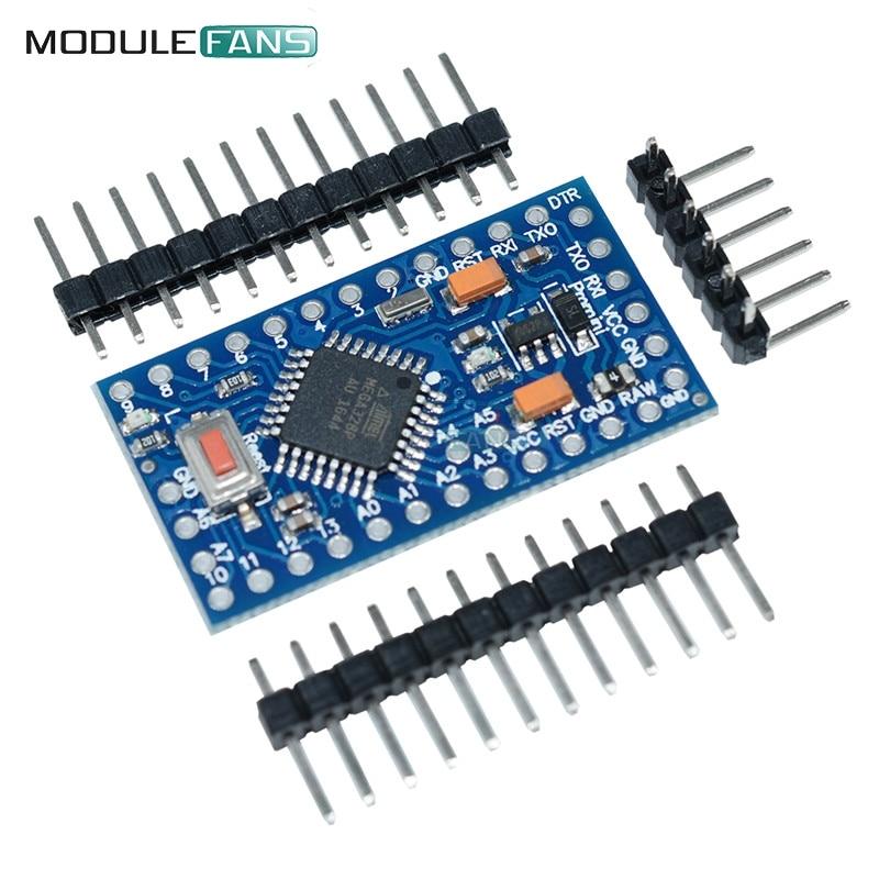 Instrument Teile & Zubehör Messung Und Analyse Instrumente Pro Mini Atmega168 Modul 5 V 16 Mt Kompatibel Für Arduino Nano Ersetzen Atmega328 FüR Schnellen Versand