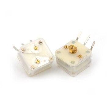 2 шт. 223 PVariable конденсатор двойной конденсатор Карманный Радио аксессуары тюнер для выполнения индивидуальных спецификаций