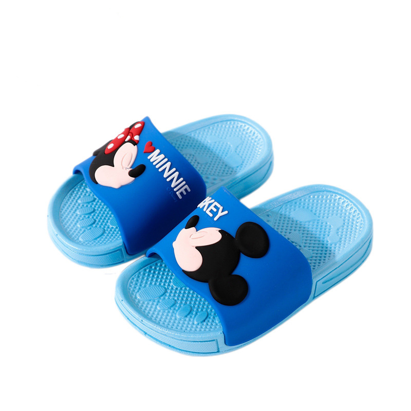 Little Kid//Big Kid Boys Girls Non-Slip Shower Sandals House Bath Slippers